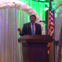 Community Reception for the New Consulate General of India in SF Sanjay Panda