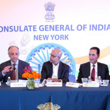 India, Mexico host business event in NY to promote investments
