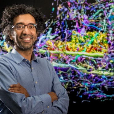 Neuroscientist Kasthuri Leading U. of Chicago Research to Map Billions of Brain Cells